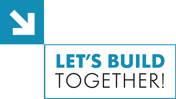 Logo Let's Build Together